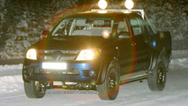 VW Tato, disguised as a Toyota Hilux