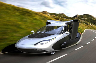 Terrafugia TF-X Flying Car is One Step Closer to Reality