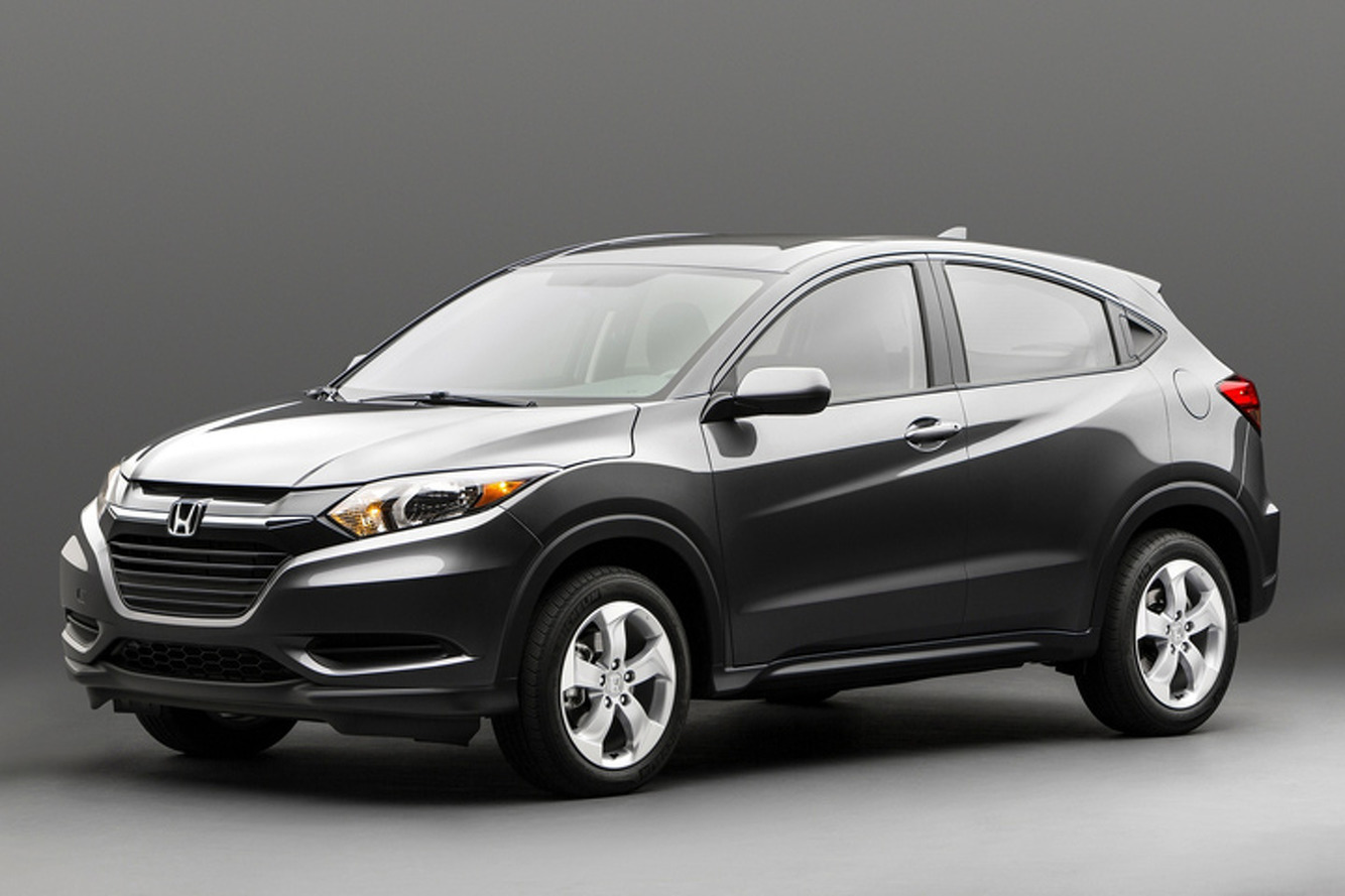 The Honda HR-V: More Practicality In A Smaller Package