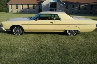 Auction Car of the Week: 25k-mile 1978 Mercury Marquis - $7,500
