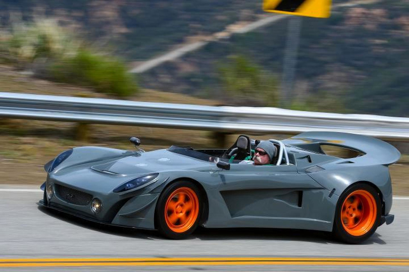 Watch Jay Leno Drive the Best Lotus Ever
