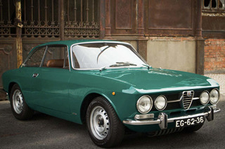Minty Alfa Romeo 1750 GTV Tugs at our Heartstrings