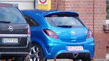 Opel Astra OPC spy photos