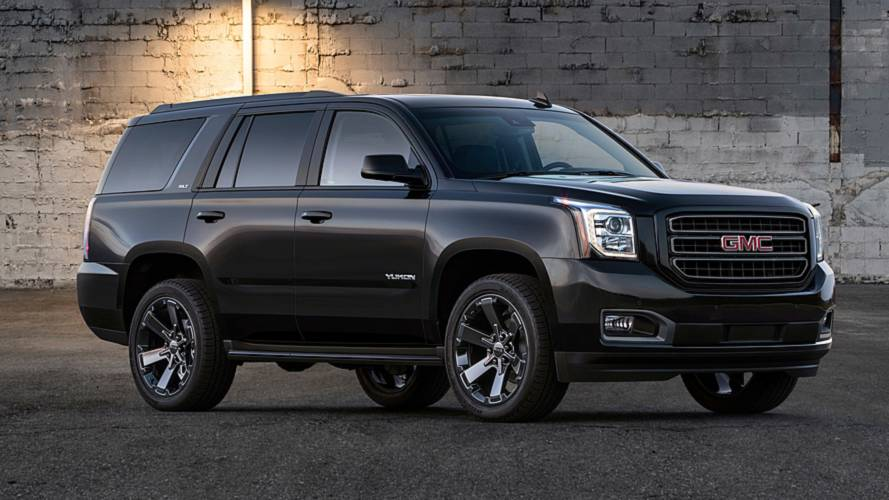GMC Yukon Graphite Edition Gives The SUV A Darker Look