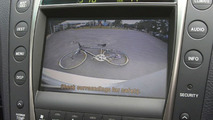 Lexus Rear View Camera Tops Safety Study in Australia