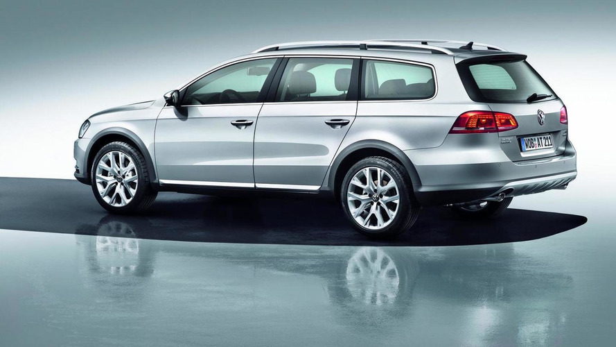 Volkswagen developing Golf and Jetta Alltracks - report