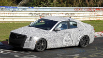 2013 Cadillac ATS spied on the Nürburgring 19.09.2011