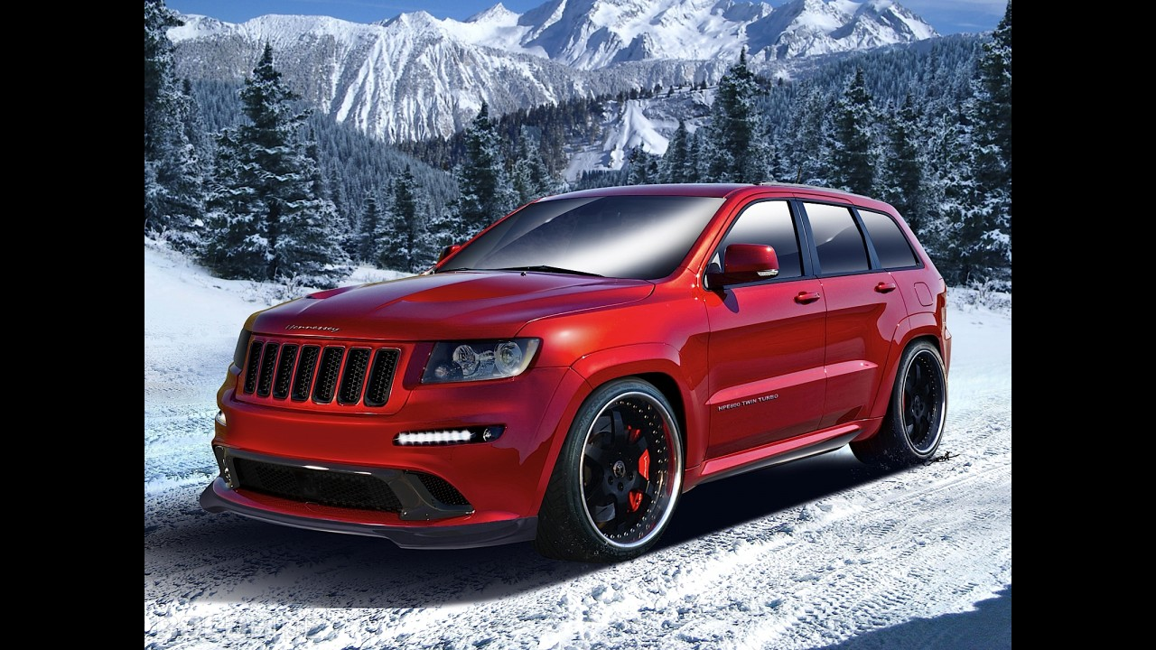 Hennessey Jeep Grand Cherokee Twin Turbo