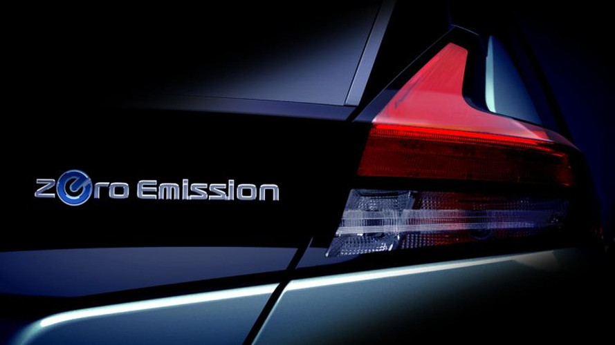 Nissan Leaf Taillight Is Latest Aspect To Get Teaser Treatment