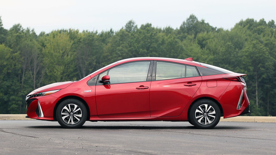 Awesome 2017 Toyota Prius Prime Review Photo