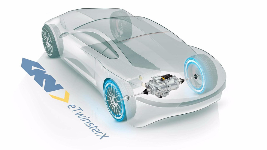 World's Most Advanced Hybrid eDrive To Be Revealed In Frankfurt