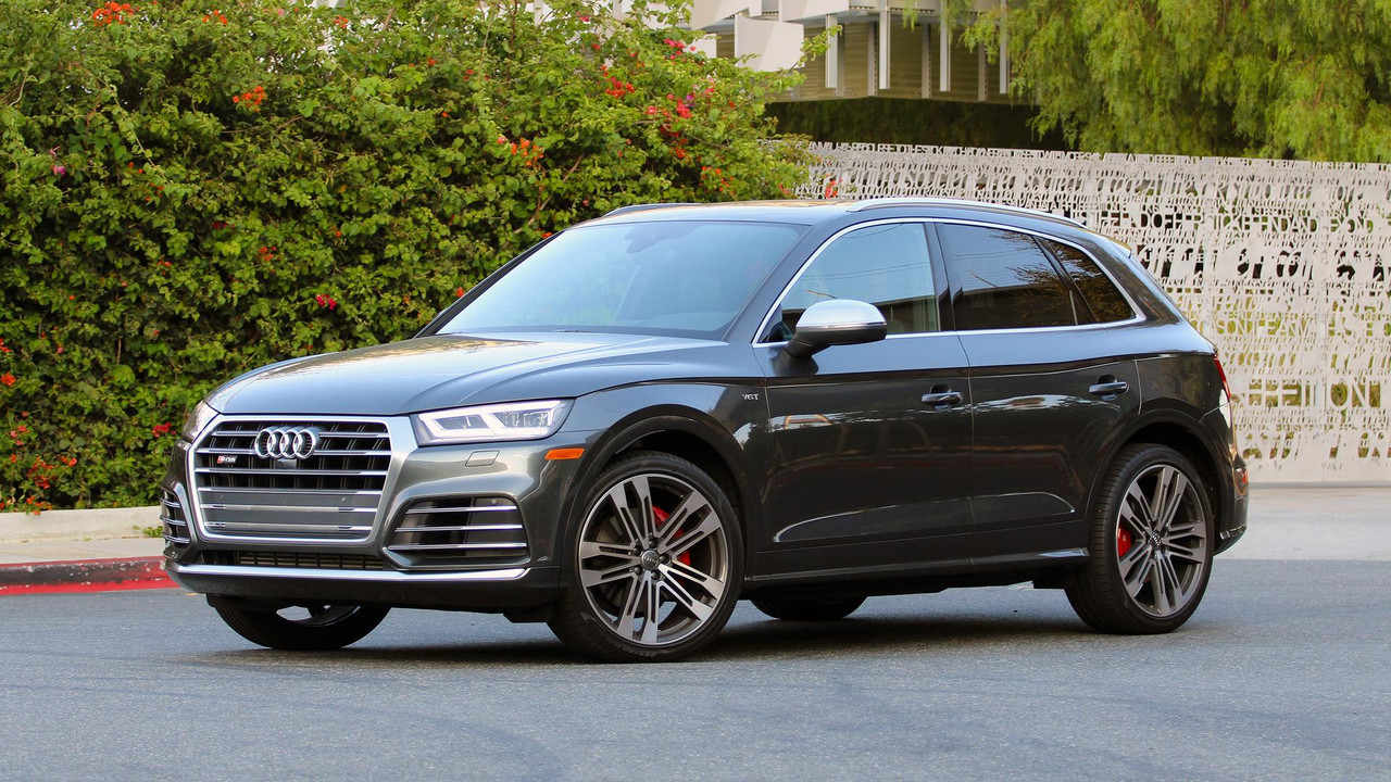 2018 Audi SQ5: Review | Motor1.com Photos
