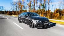 ABT Tuned Audi S5 Cabrio And A5 Sportback