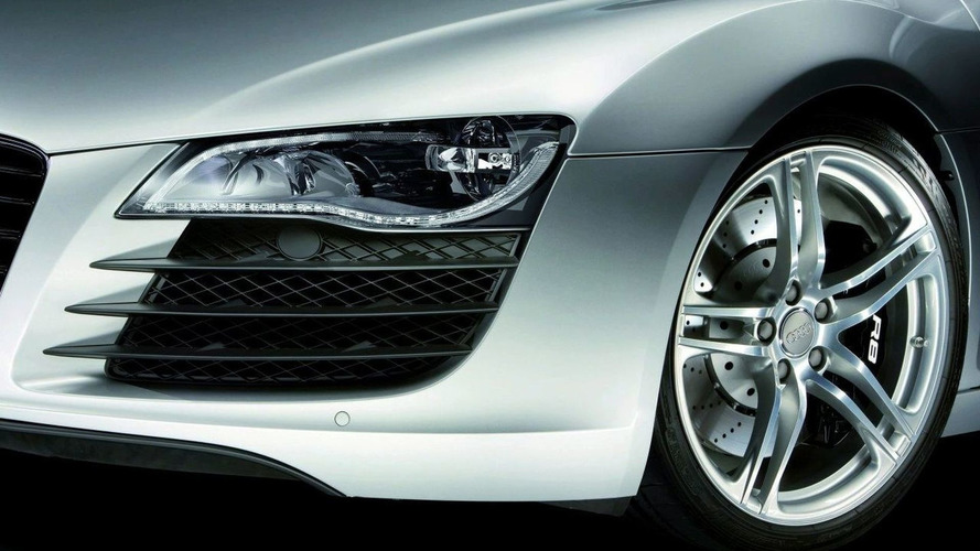 Audi R8 Full-LED Headlamp Pricing Announced