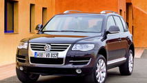 New VW Touareg Facelift