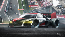 F1 Road Car Renderings