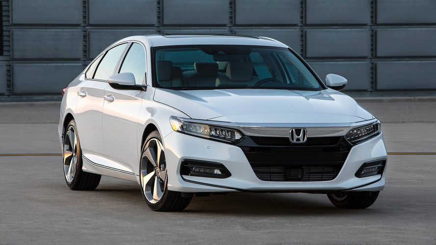 2018 Honda Accord Arrives With New 10-Speed Automatic, More Tech