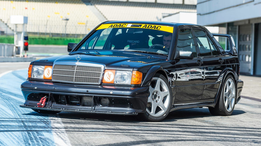 Mercedes-Benz recria o 190E 2.5-16 Evolution II para track days
