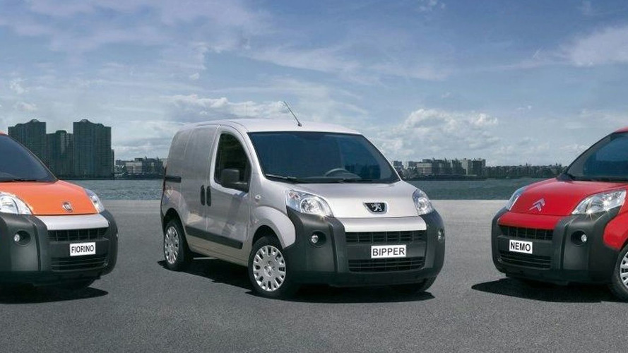 Fiat and PSA Peugeot Citroen Develop New Van Concept