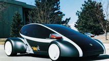 Plymouth Slingshot Concept Vehicle. 1988