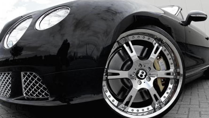 Bentley Continental GT tuned by Wheelsandmore
