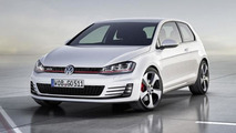 2013 Volkswagen Golf GTI Performance hits 259 km/h [video]