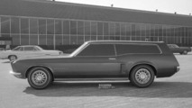 Ford Mustang Wagon styling buck
