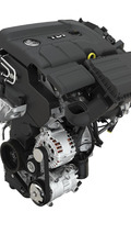 Three-cylinder 1.4-liter TDI engine for 2015 Skoda Fabia
