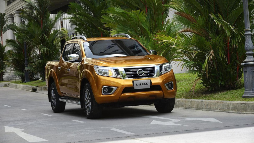Nissan Navara-based SUV coming next year - report