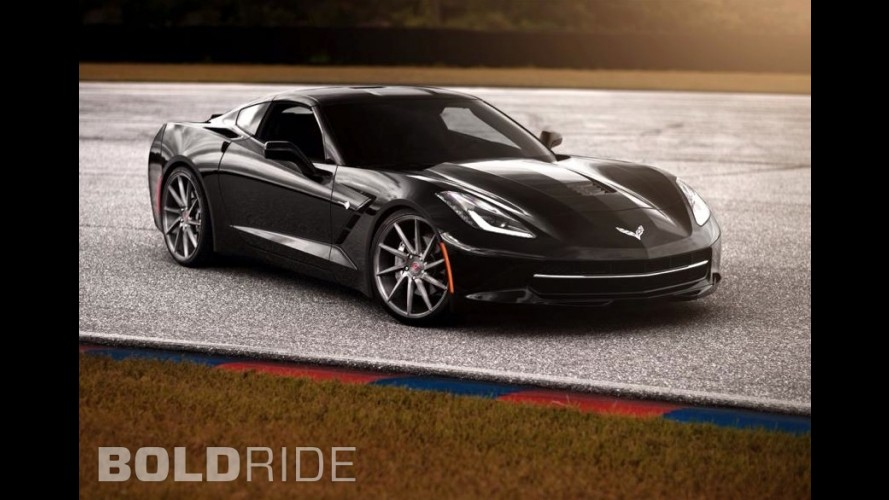 Vossen Chevrolet Corvette Stingray
