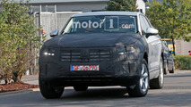 Volkswagen Touareg Spy Photos