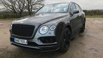 2017 Bentley Bentayga W12