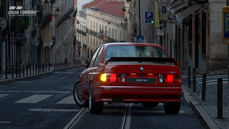 Gran Turismo Sport Gets BMW M3 E30, '66 Ford GT And 11 Other Cars
