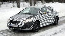 Next generation Opel Astra spy photos