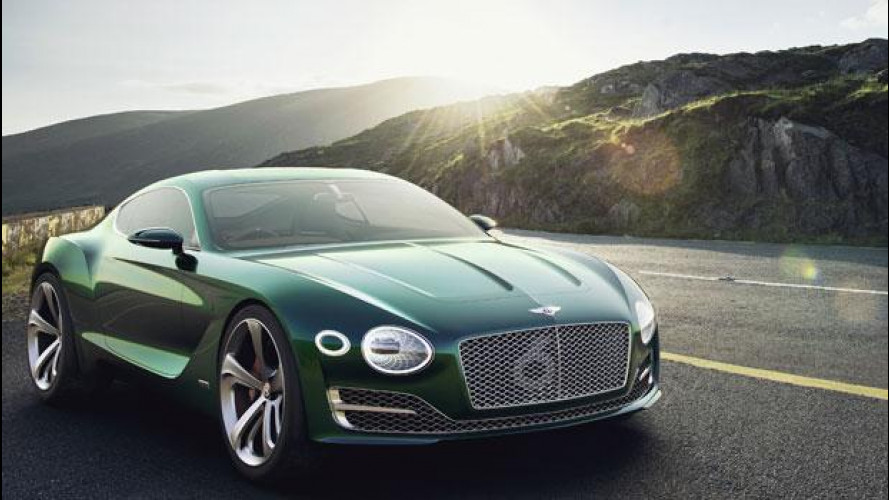 Bentley, la EXP 10 Speed 6 sarà prodotta