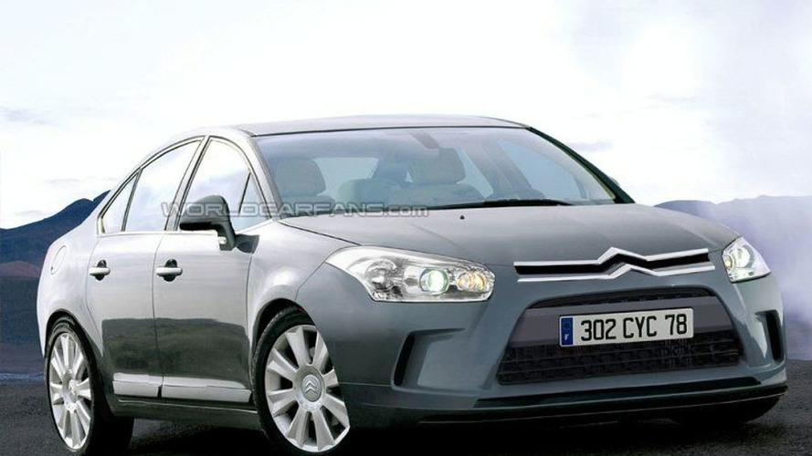SPY PHOTOS: Citroen C5