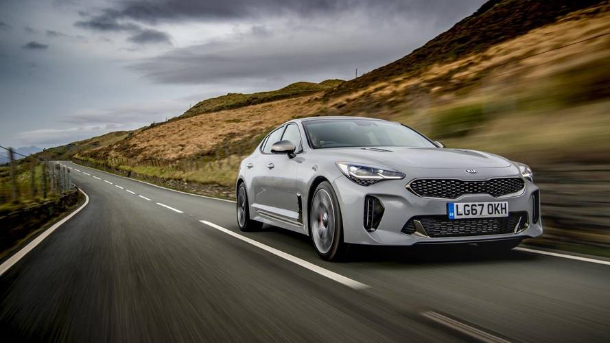 2018 Kia Stinger 2.0 T-GDi first drive: Affordable, executive cool