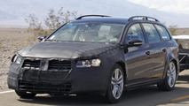 2015 Volkswagen Passat Variant spy photo