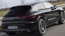 Three-door Porsche Macan digitally imagined