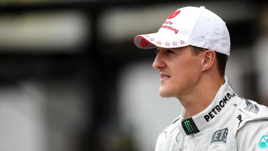 Grenoble doctor confirms Schumacher awakening reports