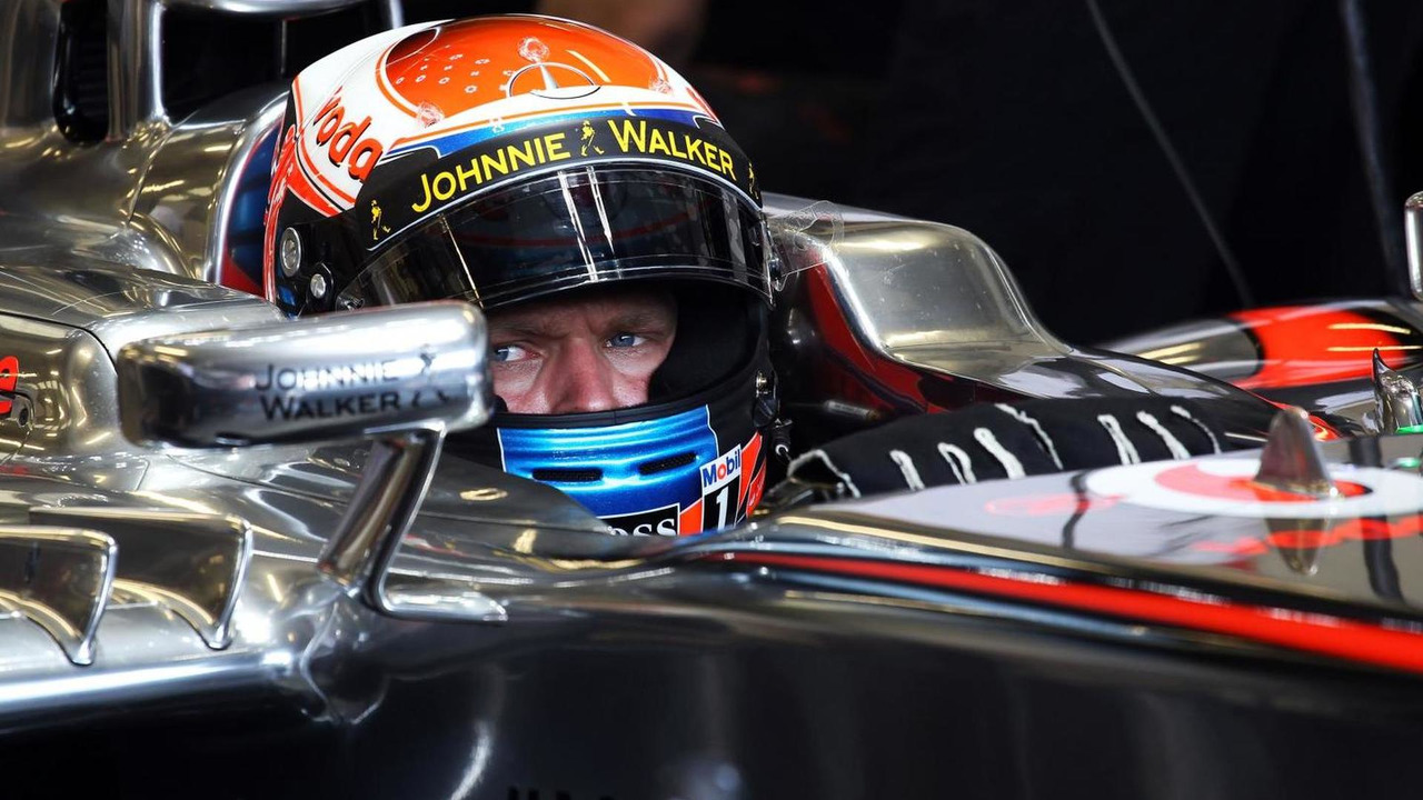 Kevin Magnussen 17.07.2013 Formula One Young Drivers Test Silverstone England