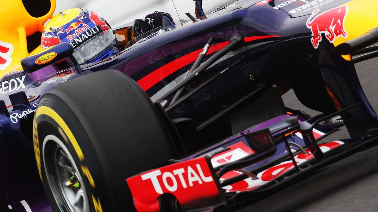 Mark Webber 05.07.2013 German Grand Prix