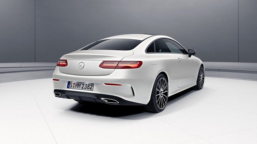 Mercedes-Benz Classe E coupe Edition 1