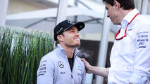 Mercedes comments Nico Rosberg's decision