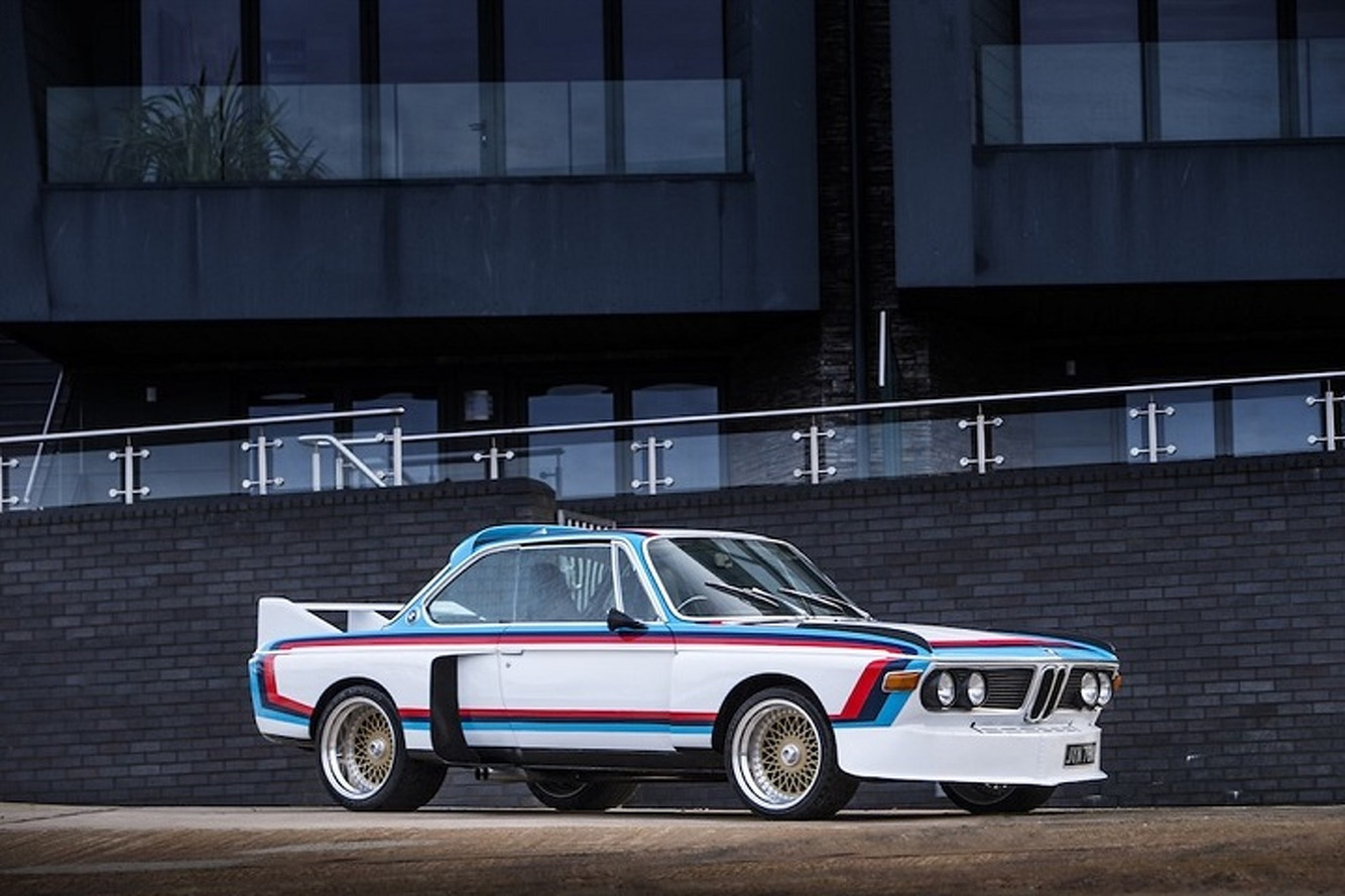 Buy This Beautiful BMW E9 3.5 CSI Now Before Someone Else Does