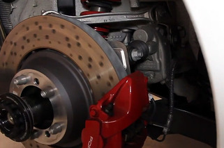 A Closer Look at Porsche's Four-Wheel Steering System [w/ video]