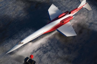 Aerion Supersonic Jet Can Get From London to New York in 4 Hours