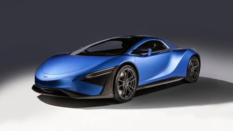 Giorgetto Giugiaro and son to work on Techrules Chinese supercar