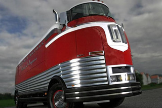Radical GM Futurliner Heading Back to Auction