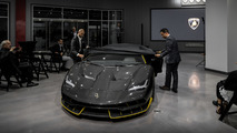 Lamborghini Centenary US Debut and E3